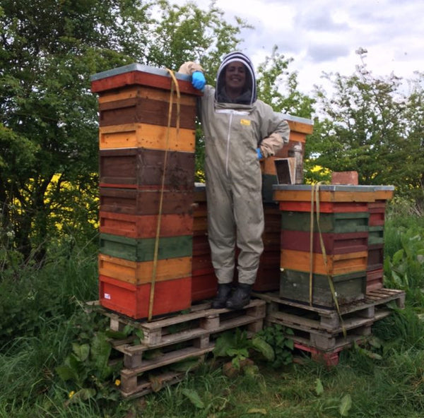 Lara Manton from Beekeepers Honey