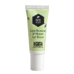 Lime Blossom & Honey Lip Balm from Bee Good