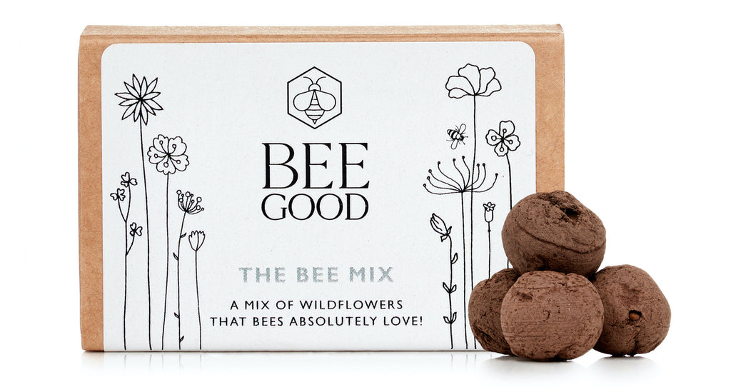 Bee Good branded Seedball pack - plants for bees