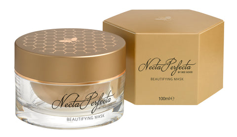 Bee Good's new NectaPerfecta Beautifying Mask