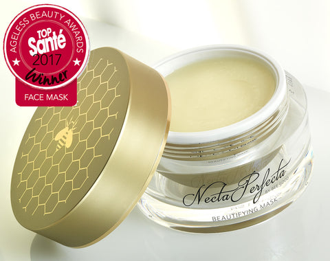NectaPerfecta wins best mask n the 2017 Top Sante beauty awards!