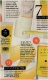 Woman Magazine July 2014 - Bee Good Lip Balm