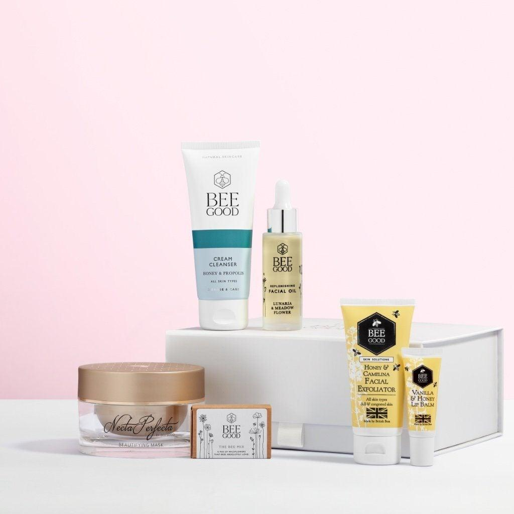Home Facial In-A-Box Gift set Bee Good