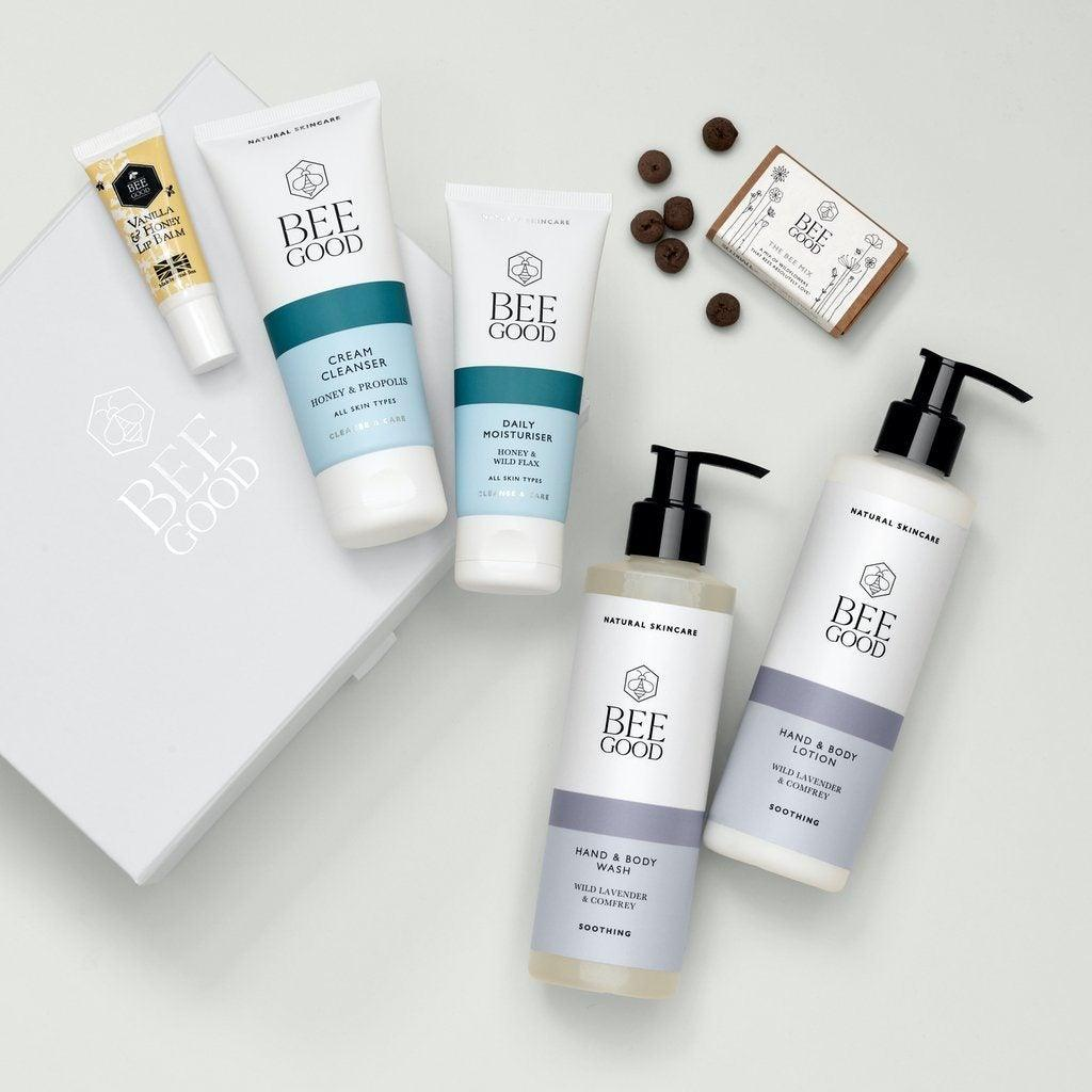 Indulgent Face & Body Collection Gift set Bee Good