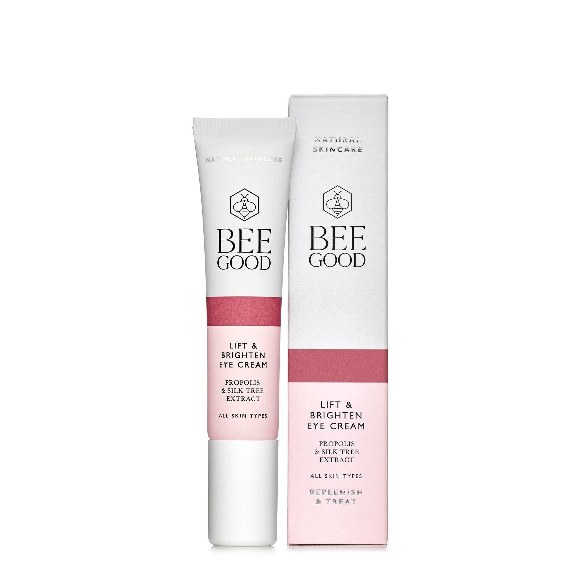 Lift & Brighten Eye Cream 15ml Face Bee Good