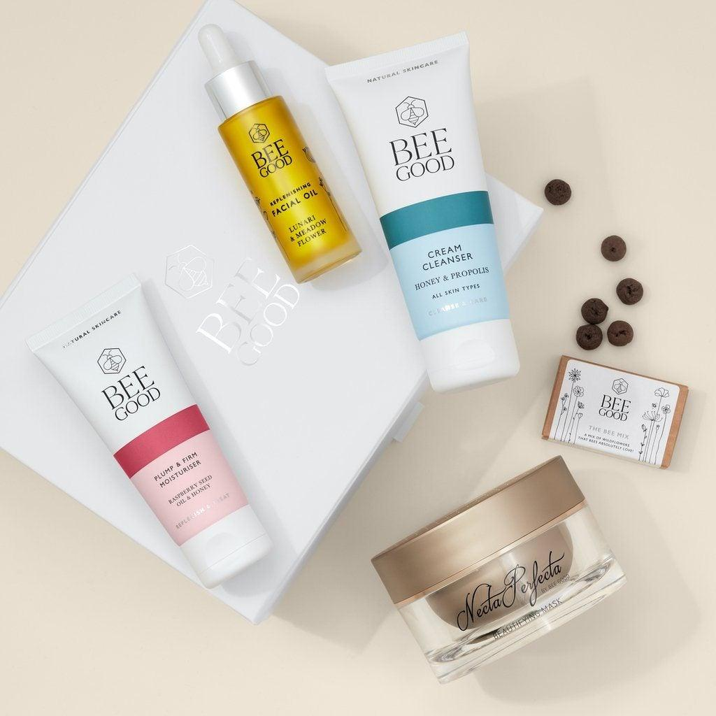 Ultimate Skin Boost Collection Gift set Bee Good