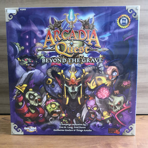 Arcadia Quest; Beyond the Grave