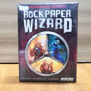 Rock Paper Wizard