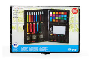 100 Piece Kids Art Set By Creatology™
