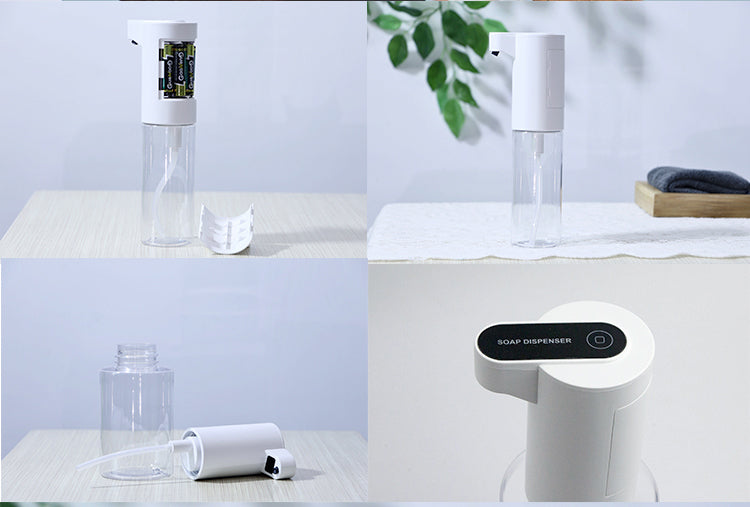 Auto Soap Dispenser by EZB