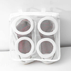 Laundry Mesh for Sneakers & Shoes - Pearl White