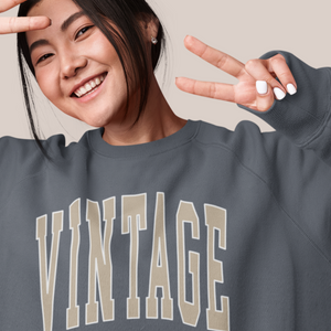 VINTAGE - REWORKED SWEAT