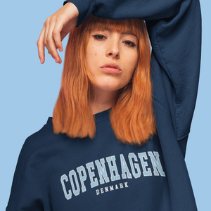 COPENHAGEN - REWORKED SWEAT
