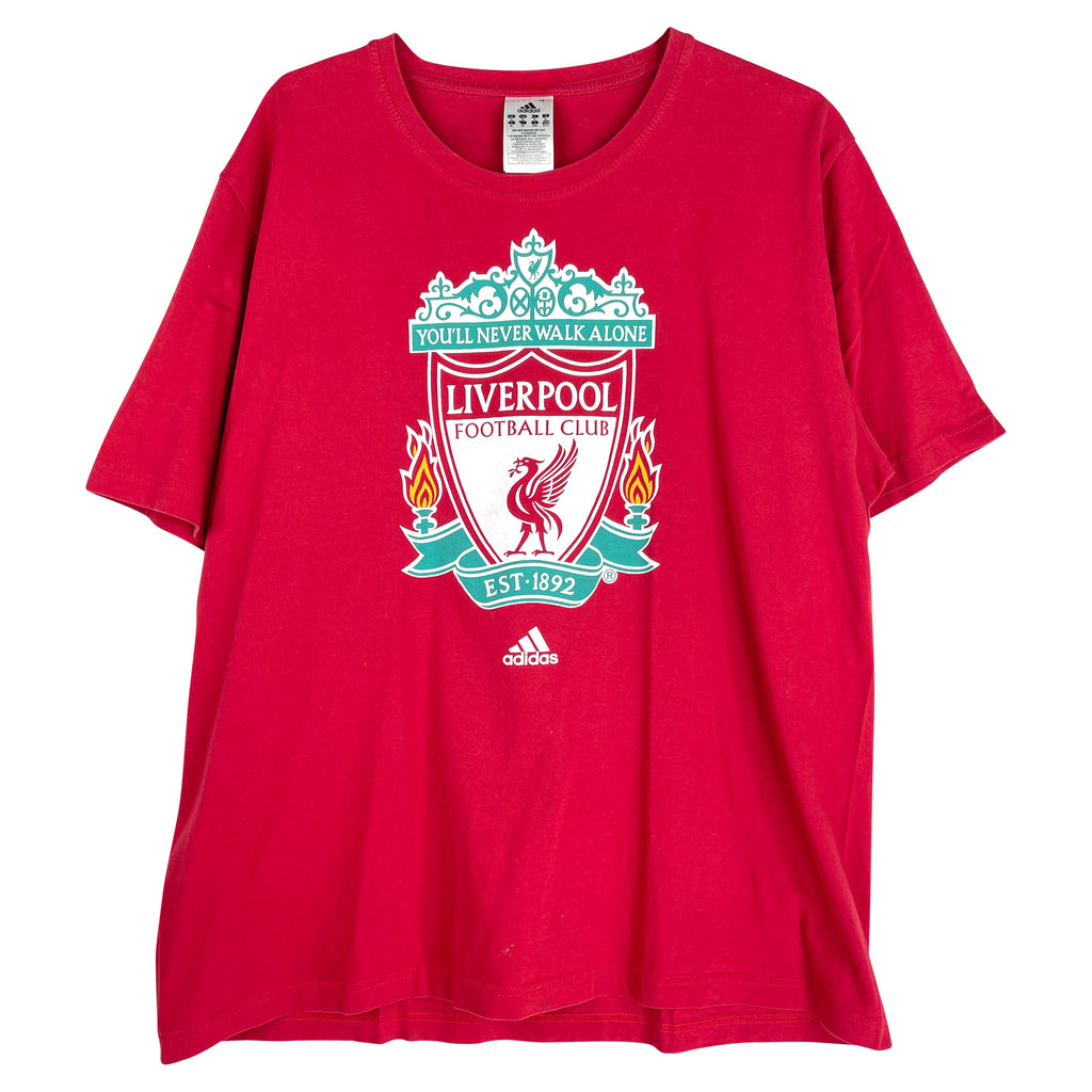 ADIDAS LIVERPOOL T-SHIRT - XL