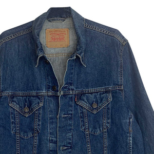 LEVIS DENIM JAKKE - L