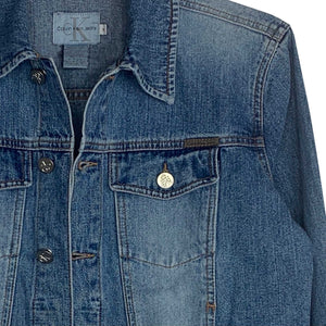 DENIM JAKKE - S