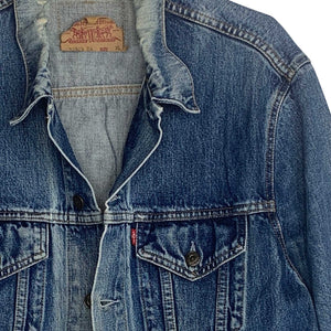 LEVIS DENIM JAKKE - XL