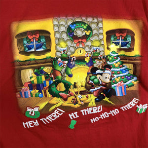 DISNEY JULE T-SHIRT - XL