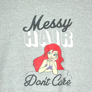 MESSY HAIR SWEAT (plet) - XL