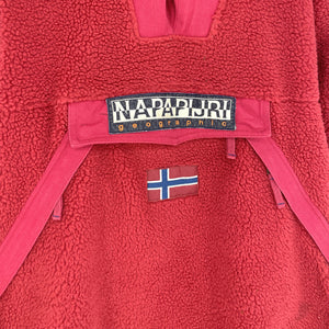 NAPAPIJRI FLEECE JAKKE