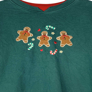 GINGERBREAD JULE SWEAT - M