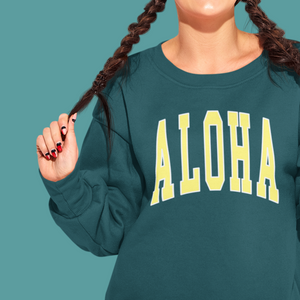 ALOHA - REWORKED SWEAT
