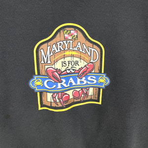 MARYLAND CRABS SWEAT
