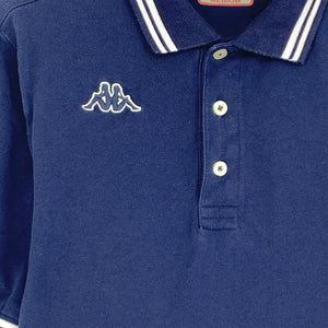 NAVY KAPPA POLO - M