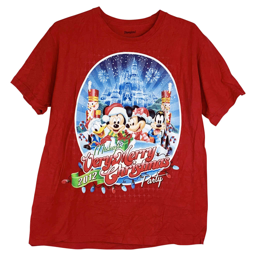 DISNEY JULE T-SHIRT - M