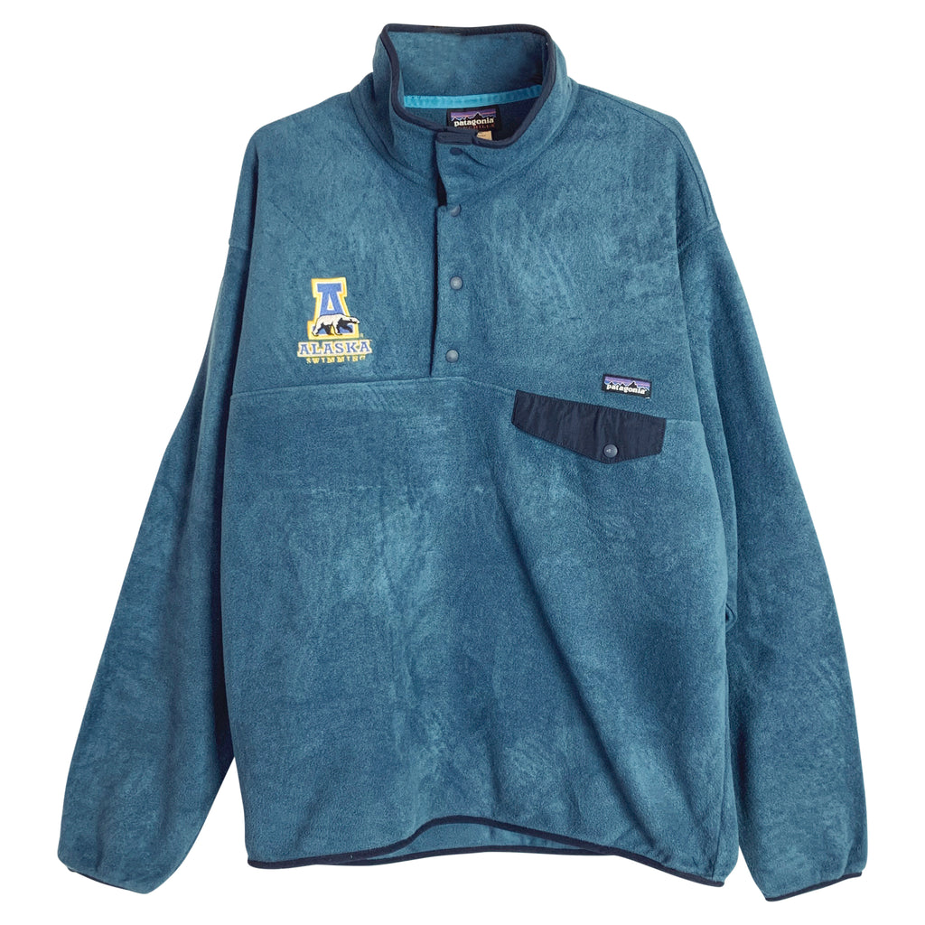 PATAGONIA FLEECE JAKKE - L