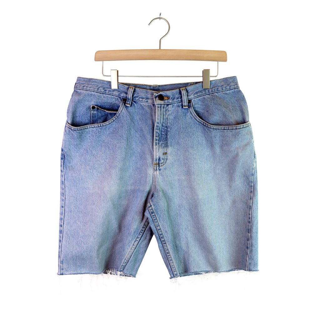 SHORTS, DENIM MAN - XL