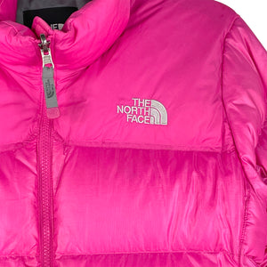 PINK NORTH FACE NUPSTE - PIGE - S