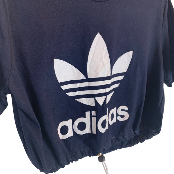 REWORKED ADIDAS T-SHIRT - M
