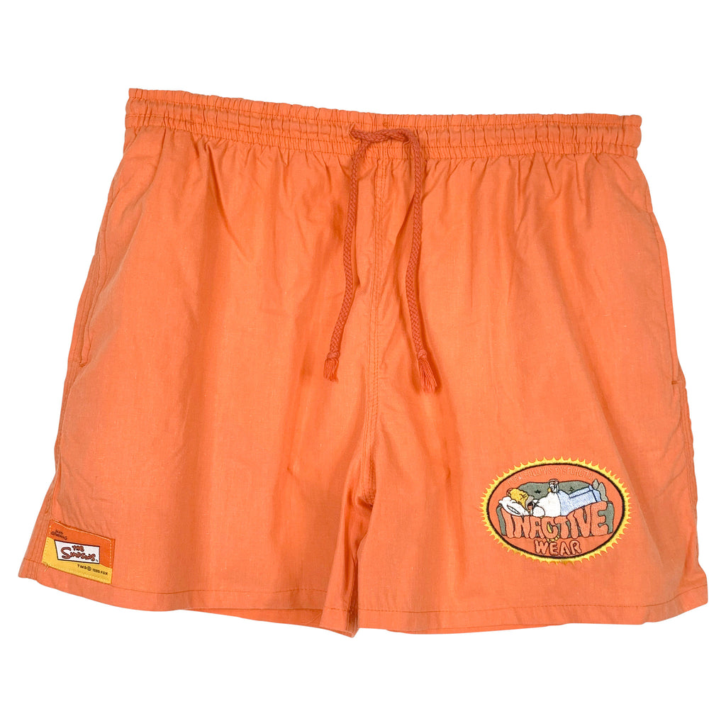 "THE SIMPSONS ""INACTIVE"" SHORTS - M"