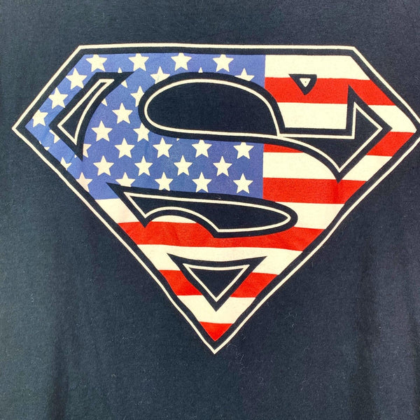 SUPERMAN T-SHIRT - L