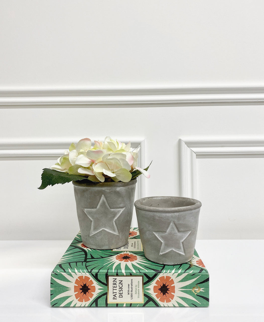 Stirling Star Planters