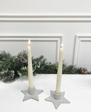 Load image into Gallery viewer, Hygge Star Candlestick Holder
