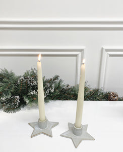 Hygge Star Candlestick Holder