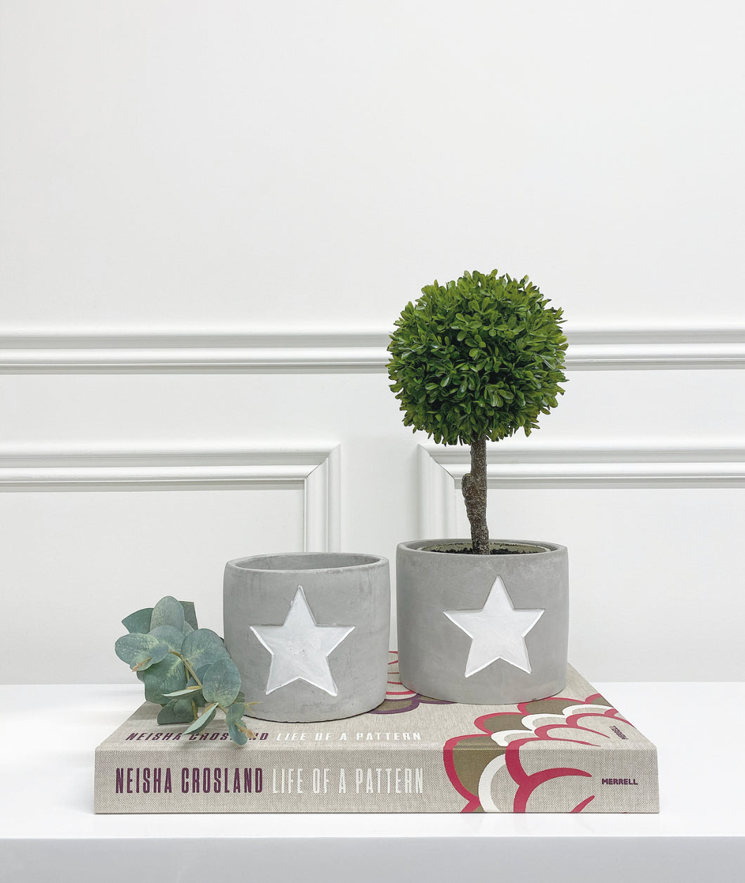 Beechgrove Star Pot (Available in Two Sizes)