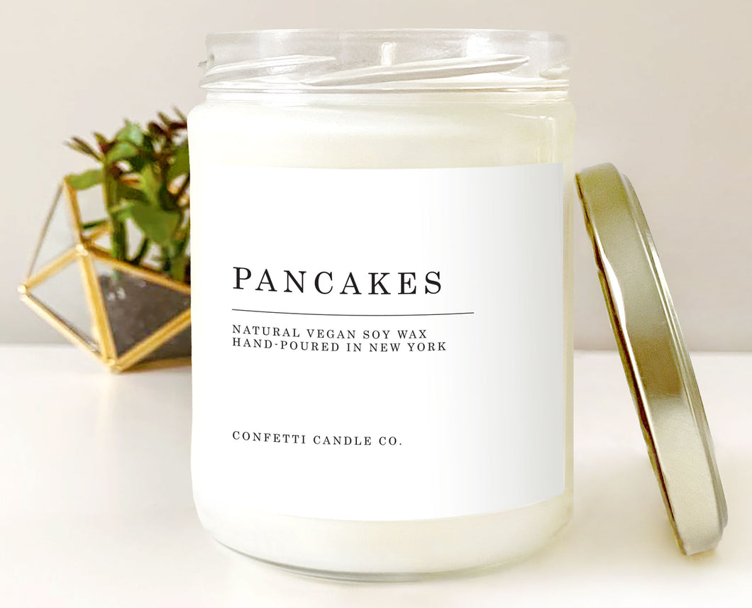 Pancakes Soy Wax Candle