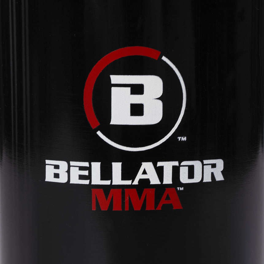 Bellator 18oz Aluminum Water Bottle – Black