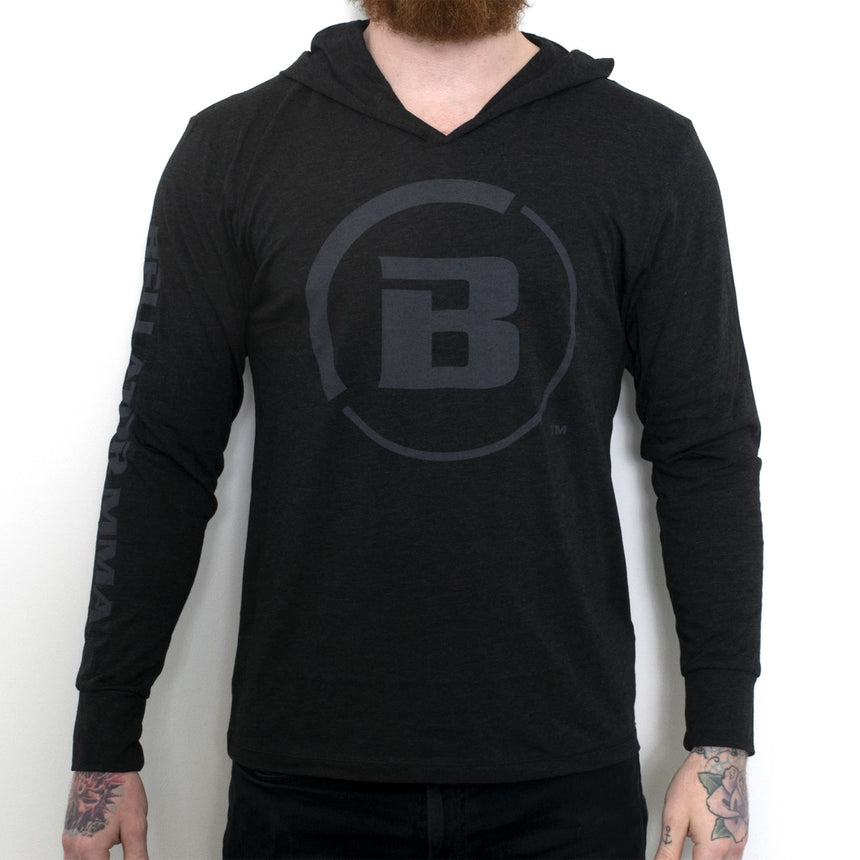 Bellator MMA Logo Pullover Hoodie - Black Front