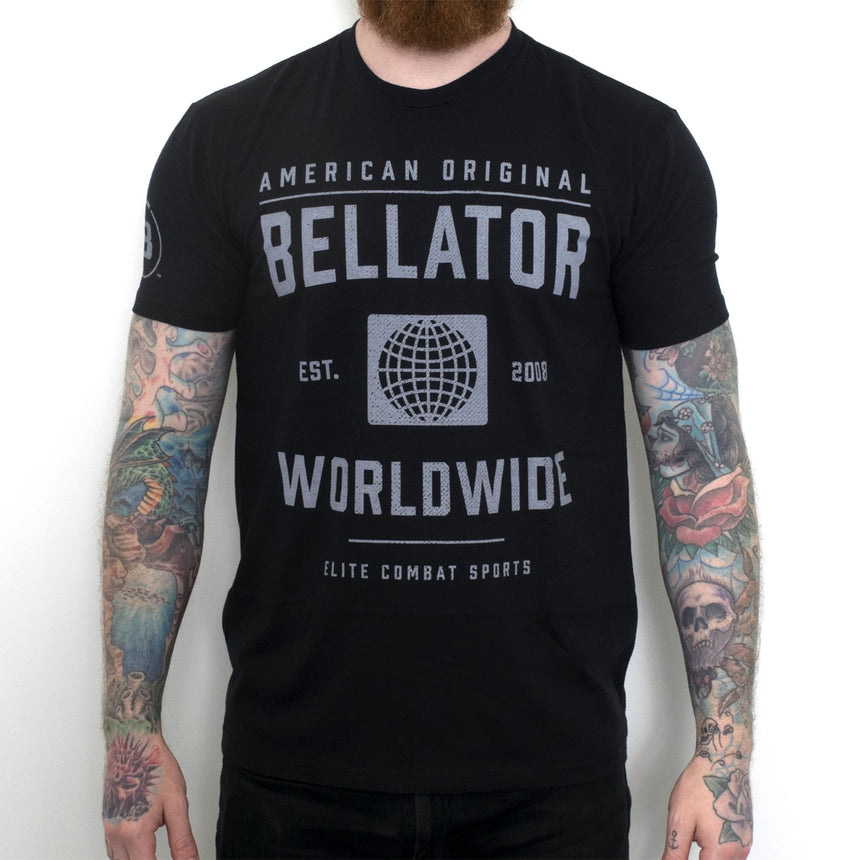 Bellator MMA Worldwide Crew - Black