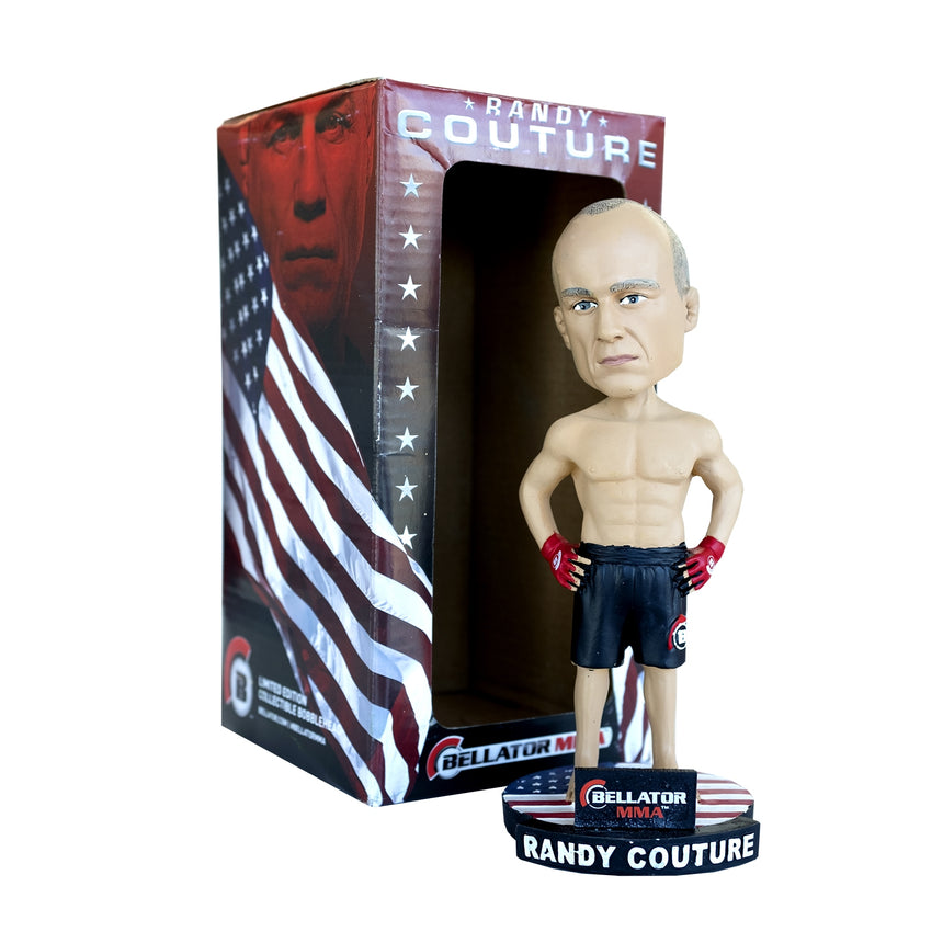 "Randy ""The Natural"" Couture Bobblehead"