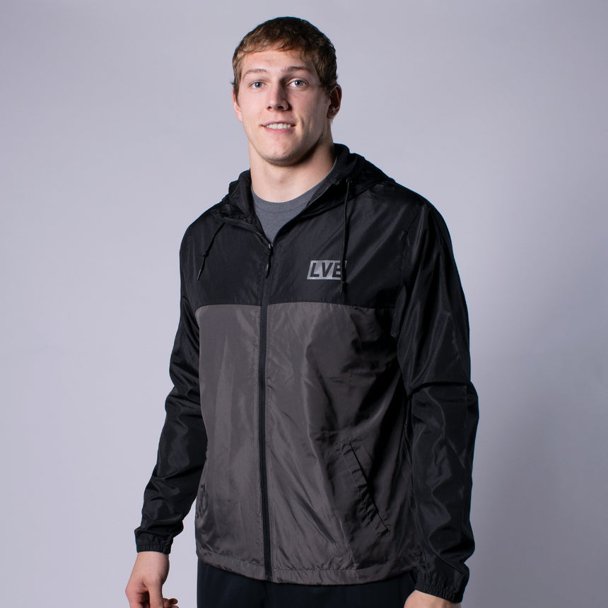 Pro Full-Zip Windbreaker