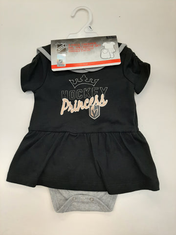 3-6 Months NHL Vegas Golden Knights Dress