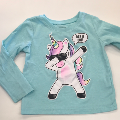 2T Children's Place Long Sleeve Shirt