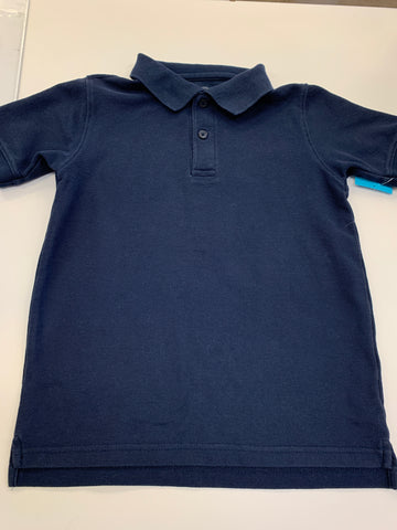 8 Wonder Nation School Uniform Polo Shirt