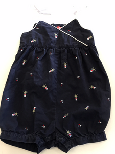 Girls Outfit Patriotic Romper Gymboree 18 months