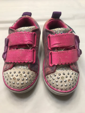 5 Infant Skechers Light Up Shoes
